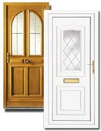 Portes alu portes pvc prix direct fabricant pose comprise porte et fenetres alu pvc for Porte d entree pvc prix